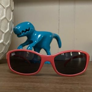 Ray Ban Junior Sunglasses for Kids -Pink